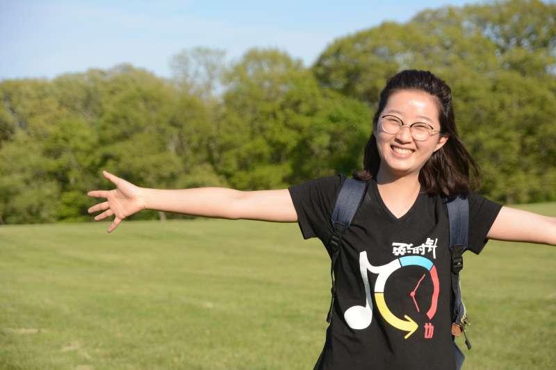 在美國伊利諾大學遭到綁架、殺害的中國訪問學者章瑩穎(AP)