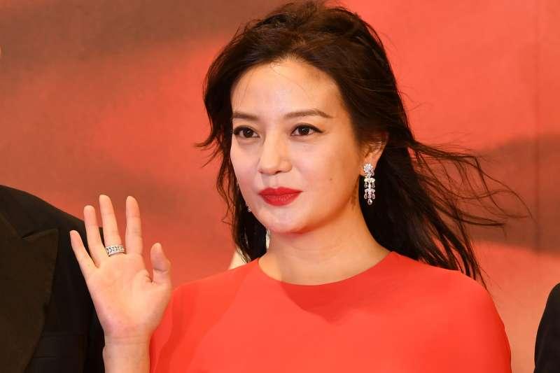 龍薇傳媒的大股東是知名影星趙薇遭小股民控告敗訴。(資料照,新華社)