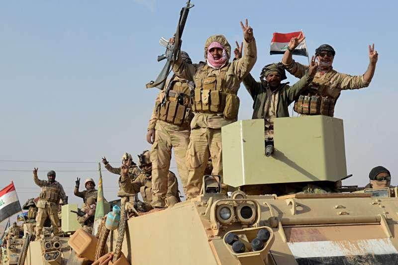 伊拉克收復最後1個被伊斯蘭國(IS)占據的城鎮拉瓦(AP)