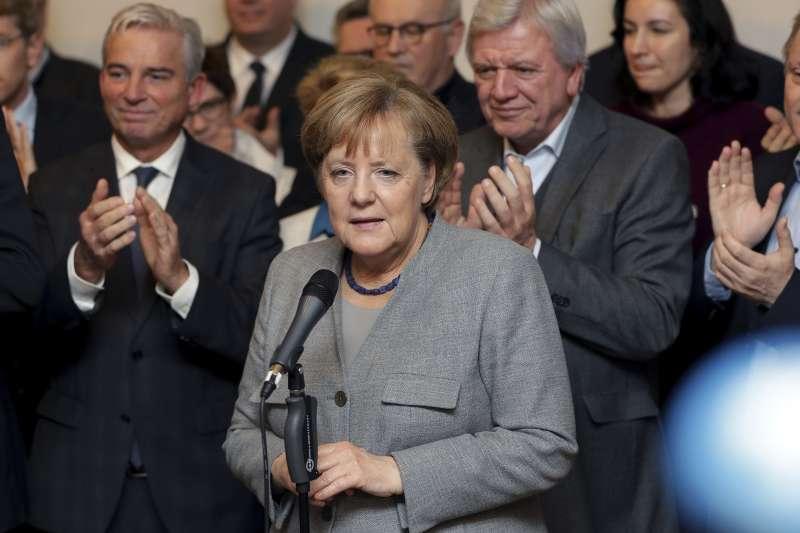 德國組閣:總理梅克爾宣布協商破局(AP)