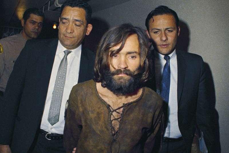 美國邪教組織「曼森家族」領袖曼森過世(AP)