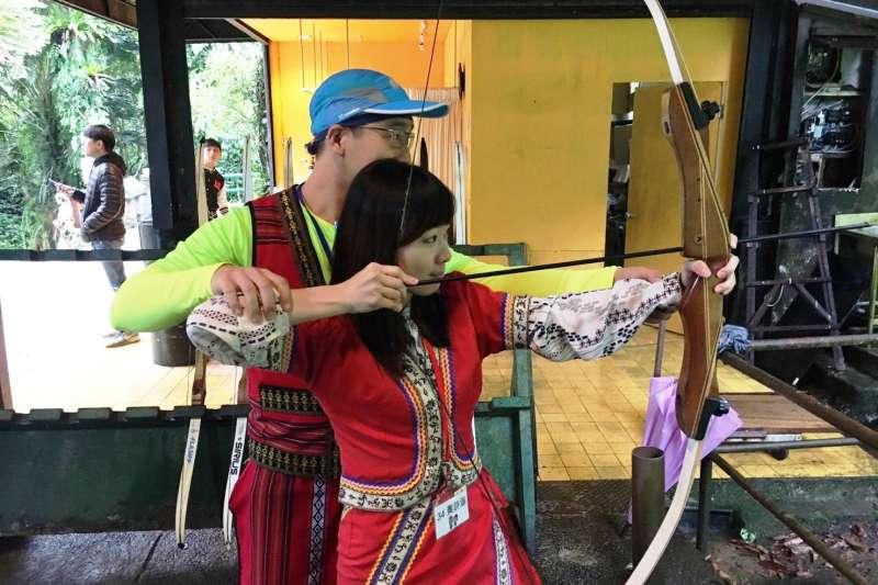 新北市未婚聯誼活動19日在烏來舉辦。(圖/新北市民政局提供)