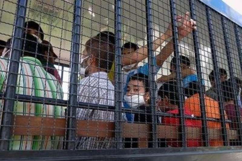 在泰國被羈押的維吾爾人聲稱,逃離中國是為了不被迫害。(BBC中文網)