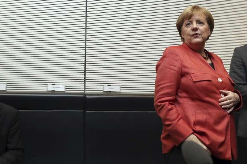 德國新政府難產:總理梅克爾傾向重新舉行選舉(AP)