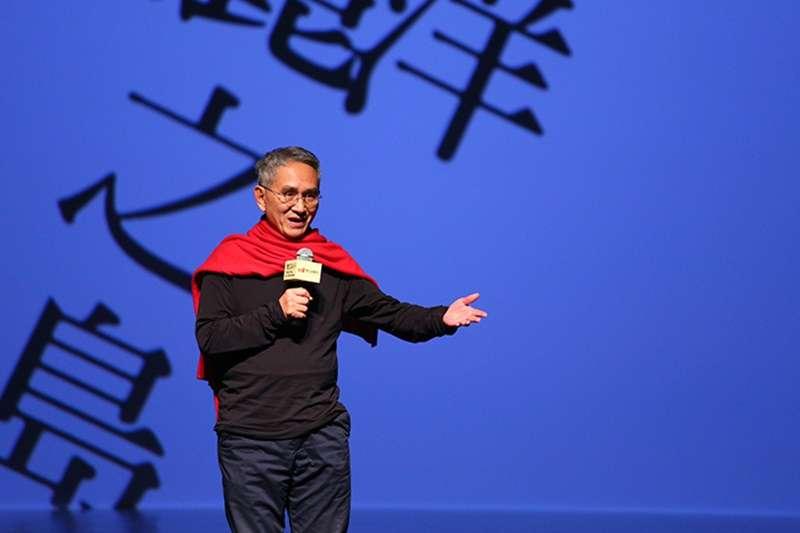 宣布退休震撼台灣,林懷民可說是一個世代的象徵啊!(圖/遠見雜誌提供)