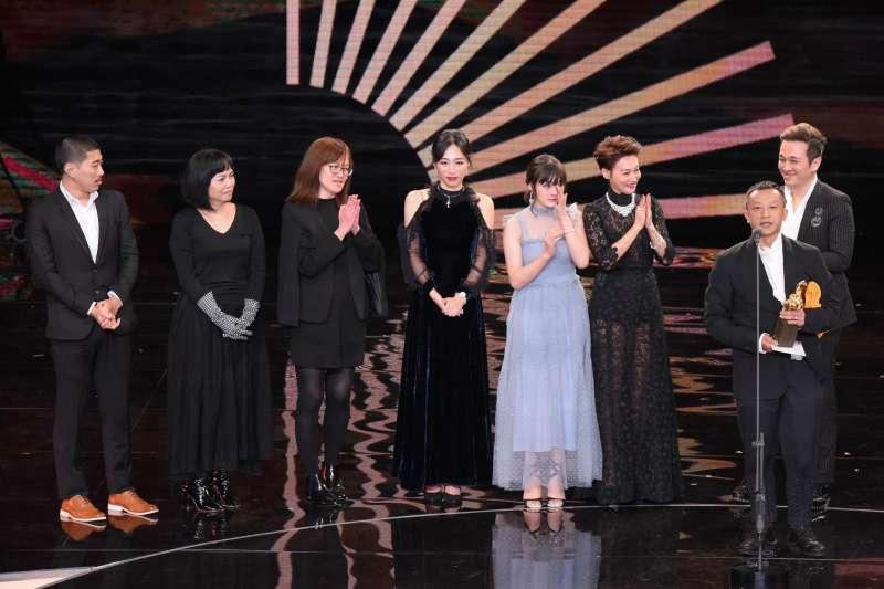 54屆金馬獎壓軸大獎最佳劇情片獎,由國片《血觀音》獲得,將最大獎留在台灣。(取自金馬影展 TGHFF臉書)
