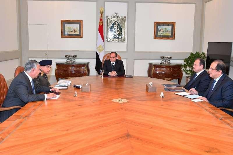 埃及北西奈省發生血腥恐怖攻擊,總統塞西緊急召開安全會議(AP)