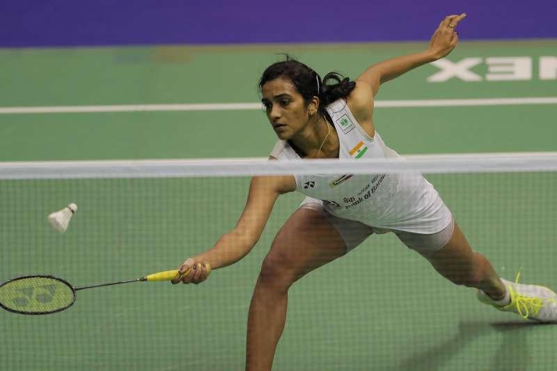 2017年11月26日香港公開賽女單決賽,印度女將辛度(Pusarla Sindhu)被世界球后戴資穎擊敗,戴資穎衛冕冠軍寶座(AP)