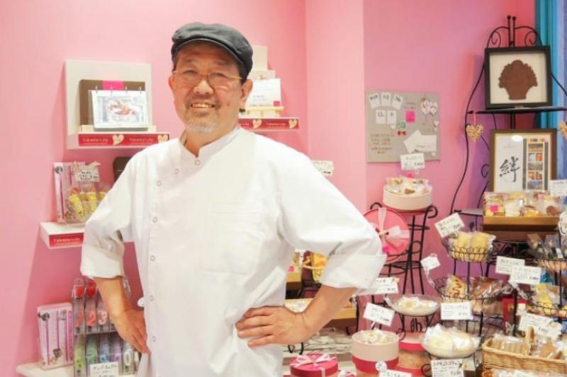 日本大叔不僅個性可愛,還有一顆認真、熱忱的心。(圖/Matcha)
