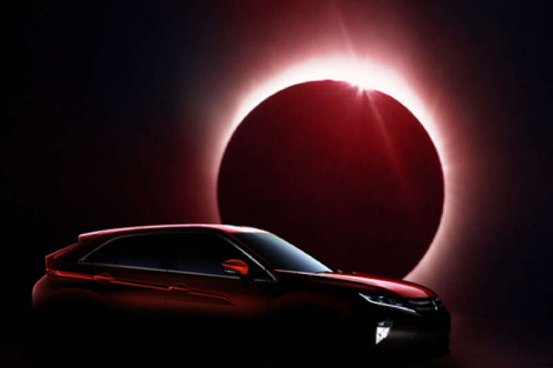 MITSUBISHI MOTORS企圖打造全日本最美的車,顛覆世人對 SUV 的想像(圖/www.eclipse-cross.jp)