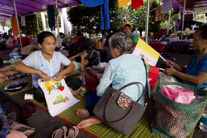 緬甸的天主教徒熱切期待教宗方濟各到訪(AP)