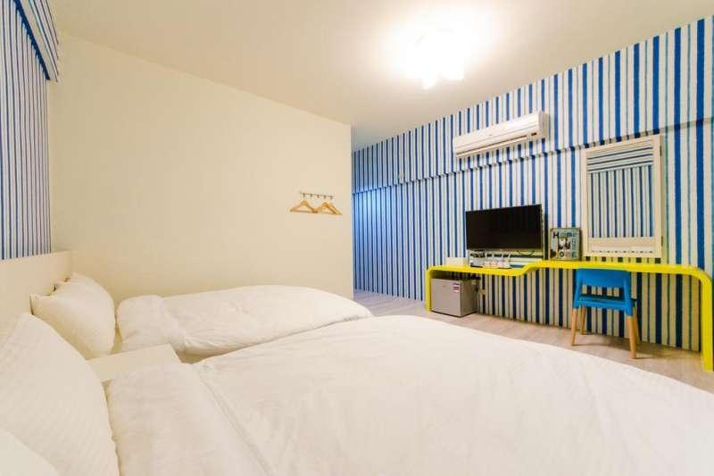 住宿不只為了休息,也可以是一種體驗,不要錯過各種令人印象深刻的特色旅館喔!(圖/booking.com,FunTime提供)