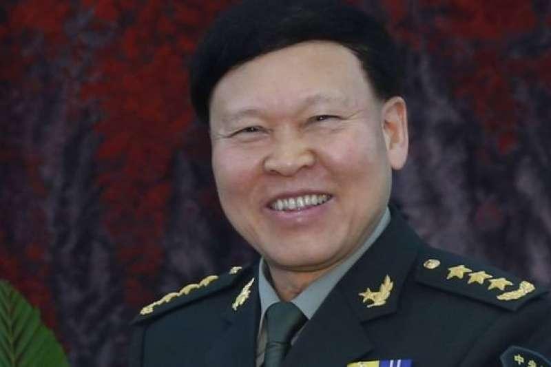 張陽被港媒稱為「徐才厚嫡系」。(BBC中文網)