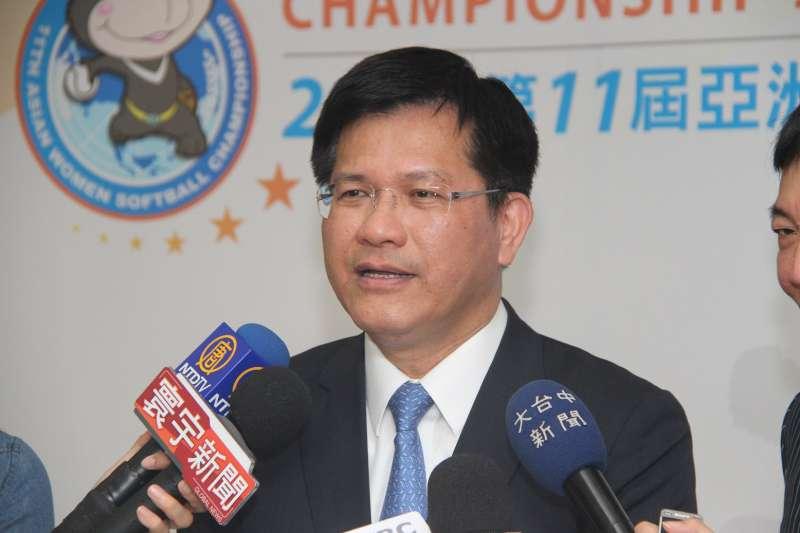 針對中火的減煤、減排,台中市長林佳龍期待台電積極落實。(圖/台中市政府提供)