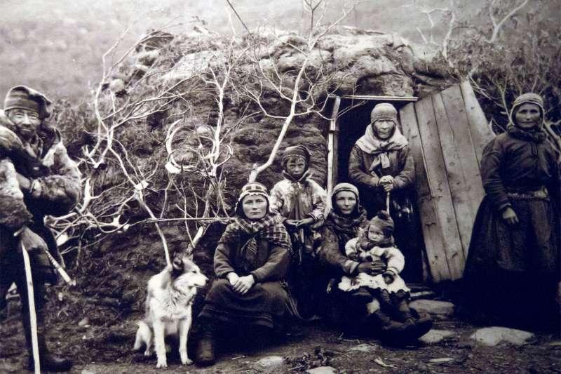 挪威的薩米人(Titopullo@Wikipedia/CC BY-SA 3.0)