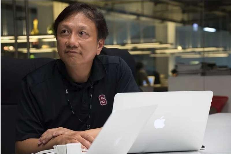 HTC研發及醫療總裁的張智威,怎麼看待AI醫療在台灣的發展...?(圖/TEDxTaoyuan提供)