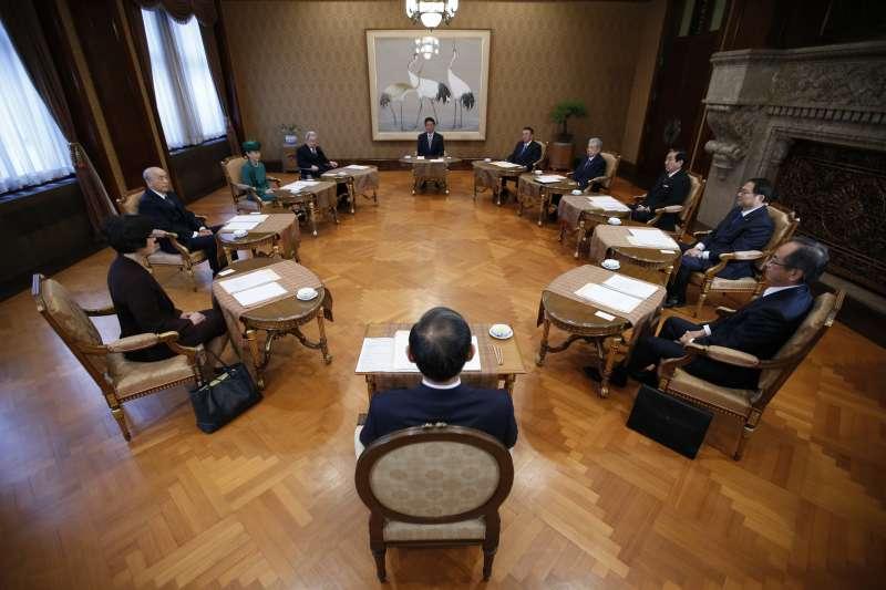 日本皇室會議決定,明仁天皇將在2019年4月30日退位。(美聯社)