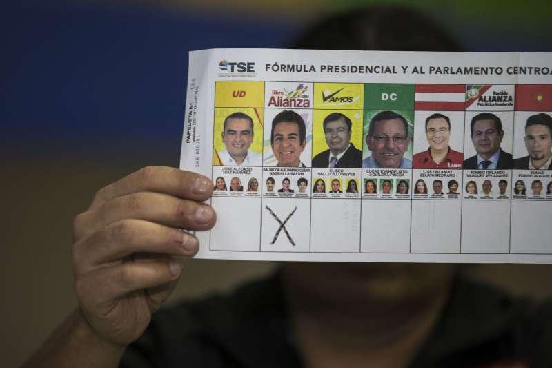 宏都拉斯選舉爆出舞弊爭議(AP)