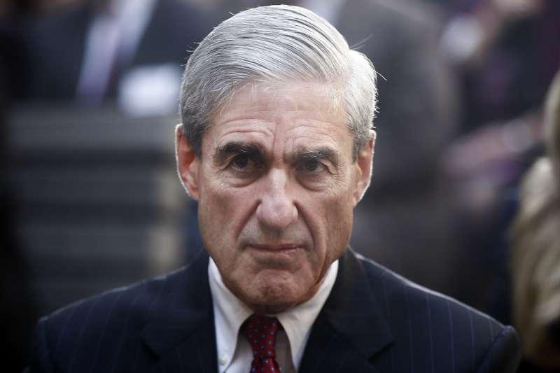 負責美國總統川普「通俄門」調查工作的特別檢察官穆勒(AP)