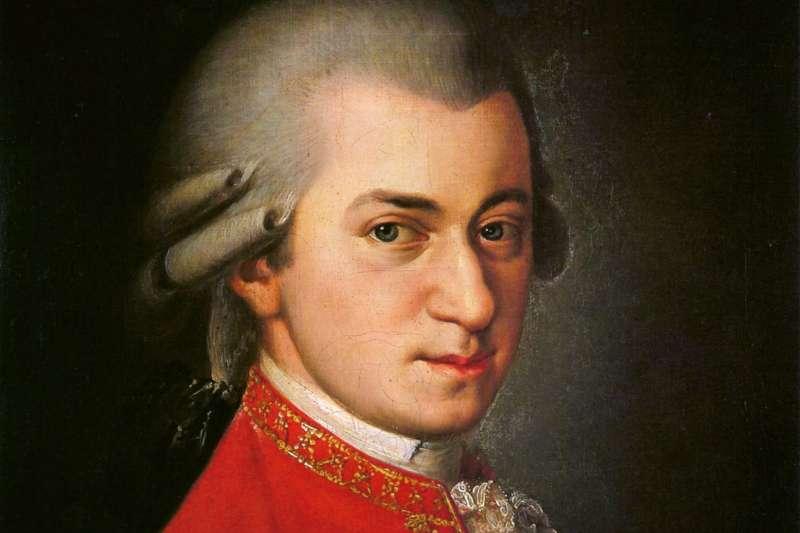 即使有「音樂神童」稱號的音樂家莫札特(見圖)也是花了十年的時間才聲名大噪。(資料照,取自維基百科)