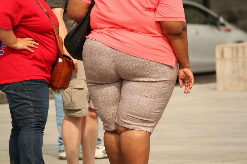 非當事人。全球約1成人口過胖(取自Pixabay)