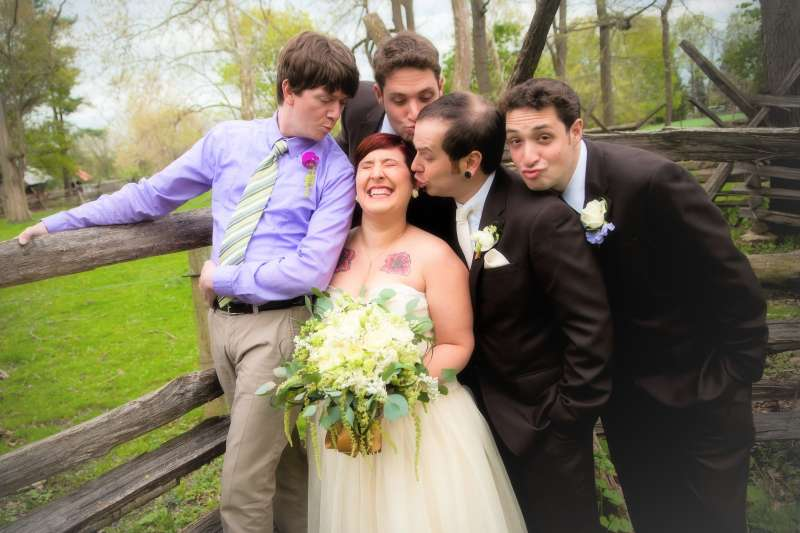婚禮可以代表各國的文化與價值觀,來看看有那些國家的婚禮獵奇又有趣吧!(示意圖,非當事人/Joshua Skaroff@flickr)