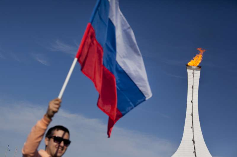 俄罗斯再爆禁药丑闻。(资料照,美联社)