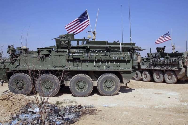 伊斯蘭國(IS):美國五角大廈表示將視情況決定撤離敘利亞駐軍(AP)