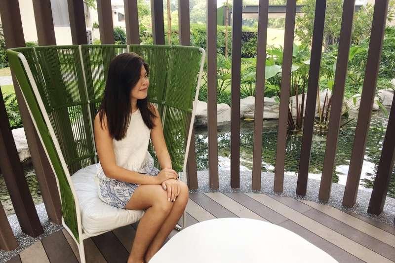 一個中文系香港女孩,踏上新加坡成為全球最大社群平台的業務經理,她的職涯藍圖是如何打造的呢...?(圖/Hahow好學校 提供)