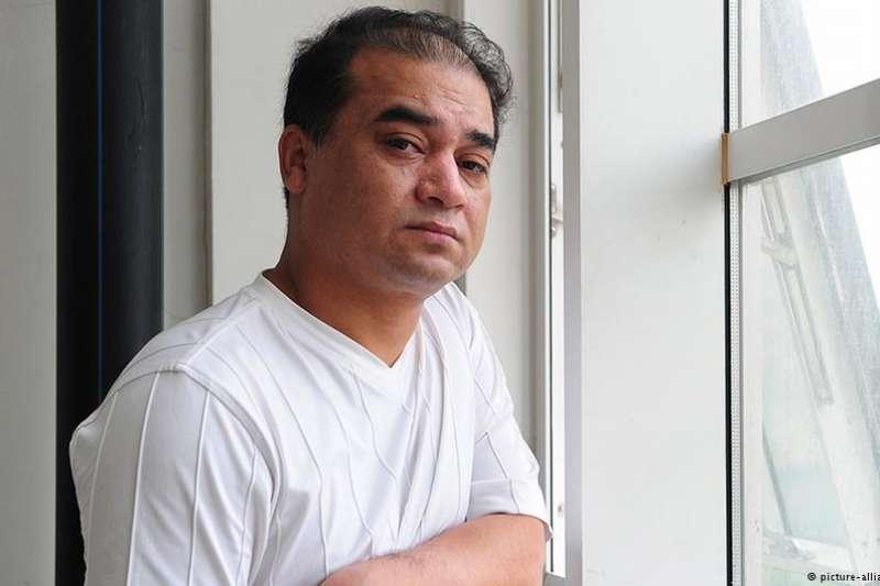 身在獄中的中國維吾爾族學者伊力哈木.土赫提10日獲頒威瑪人權獎(德國之聲)