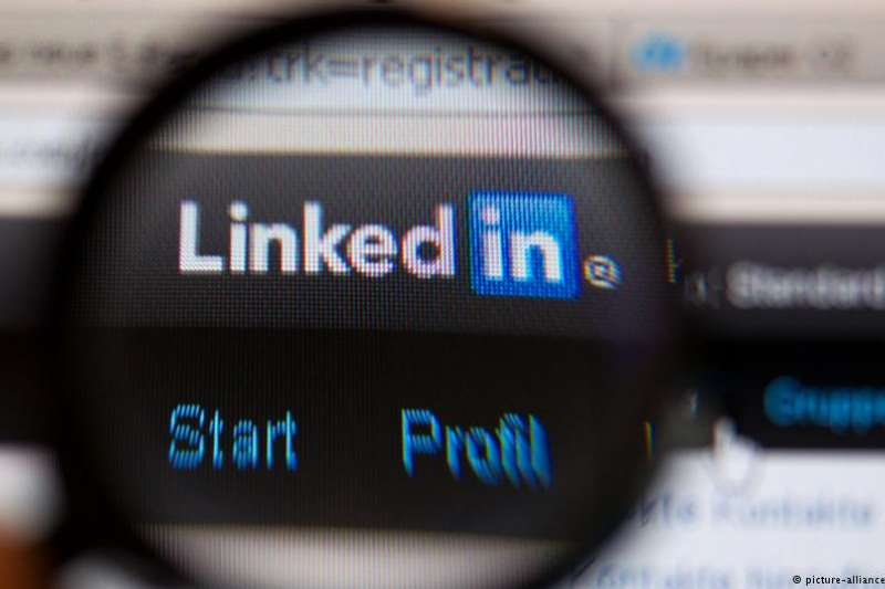 對中國情報人員而言,在社交媒體上招募線人的好處是:沒有風險。(德國之聲)