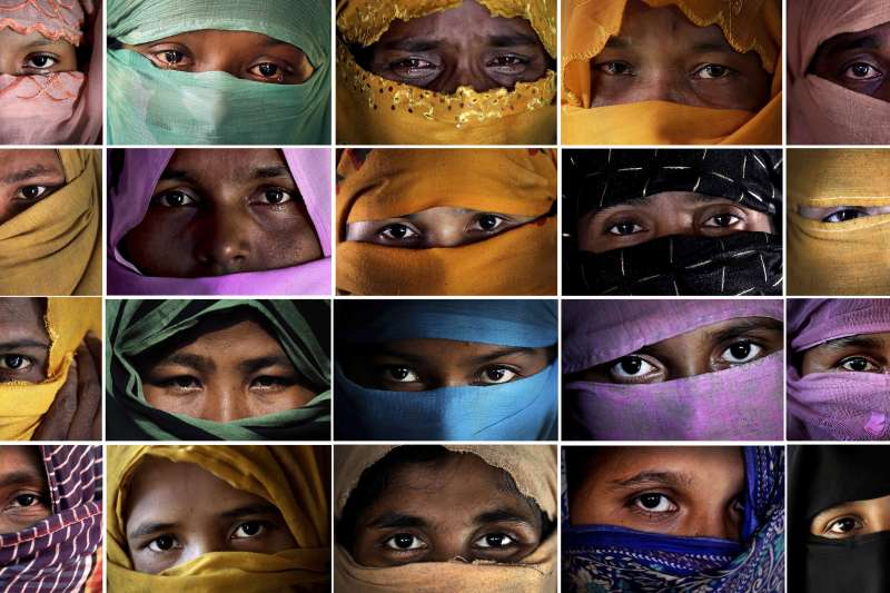美聯社蒐集29名緬甸軍強暴受害者的訪談資料,彙整成調查報告,將緬甸軍的惡行公諸於眾。(美聯社)