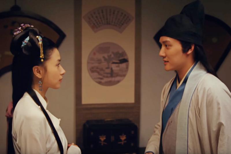 原來辛棄疾的《青玉案》是這個意思?(圖/电影公社 China Movie@youtube)