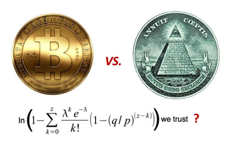 基於對數學的信仰所建構的價值體系,是否能吹出顛撲不破的泡沫?(胡一天提供)