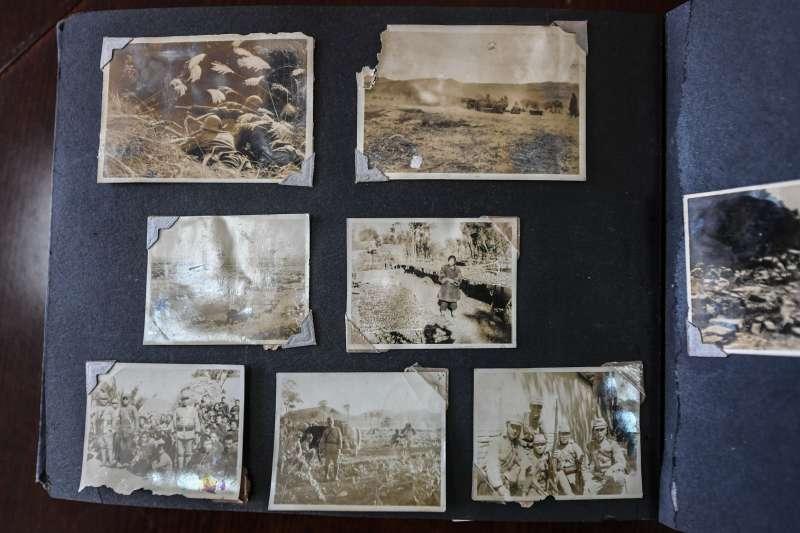日軍侵華暴行又添新罪證,披露南京大屠殺更多細節。這是森岡周治相冊中的照片(新華社)