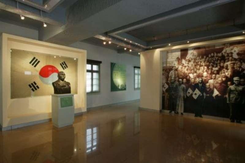 大韓民國臨時政府幾經輾轉,於1940年來到了重慶市渝中區七星崗蓮花池38號。(BBC中文網)