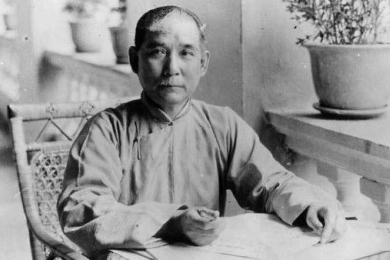孫中山大力支持大韓民國臨時政府。(BBC中文網)