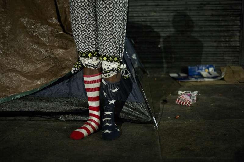 美國總統川普的稅改方案,恐怕會讓美國成為全球貧富最不平等國家(AP)