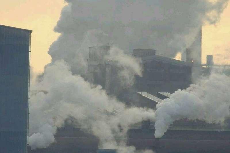 高雄空氣污染(南部反空污大聯盟臉書)