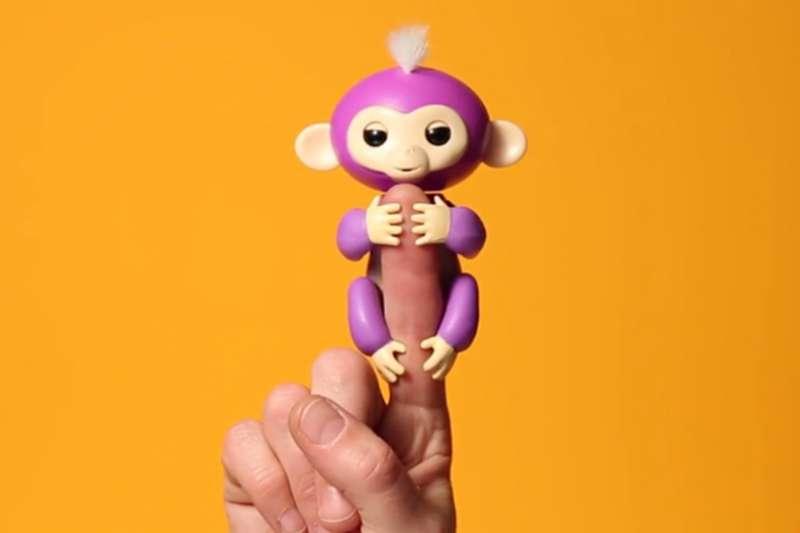 一隻小猴子玩具,如何拯救玩具反斗城?(圖/紐約時報,遠見雜誌提供)