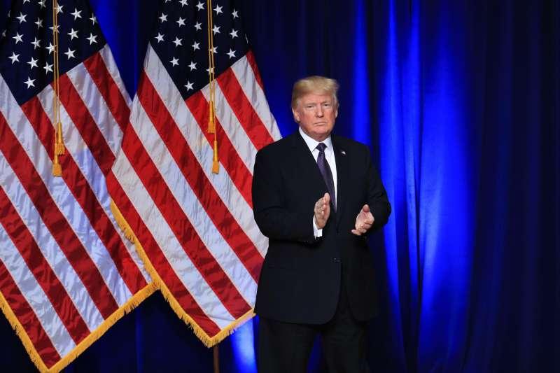美國總統川普的作為經常與策略脫鉤(AP)