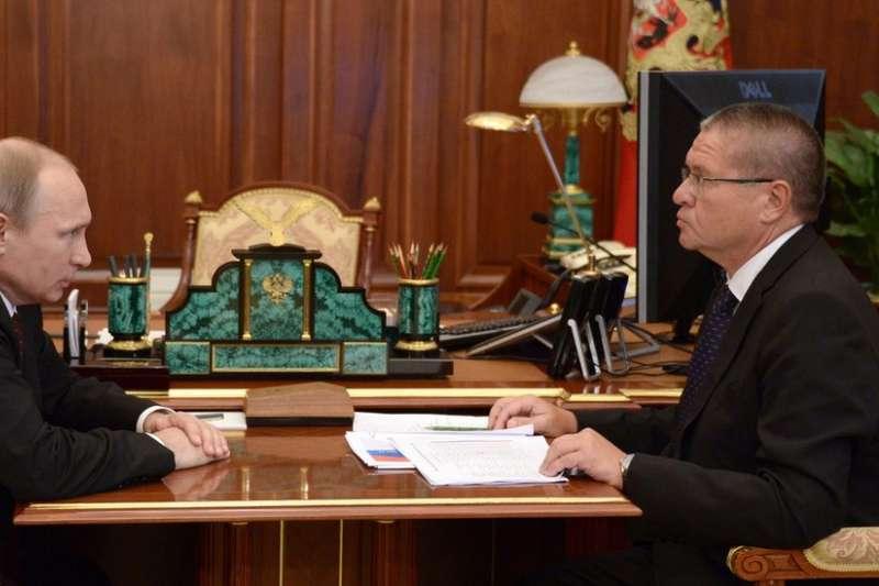 俄羅斯經濟部長尤利卡耶夫被控索賄而下台(BBC中文網)