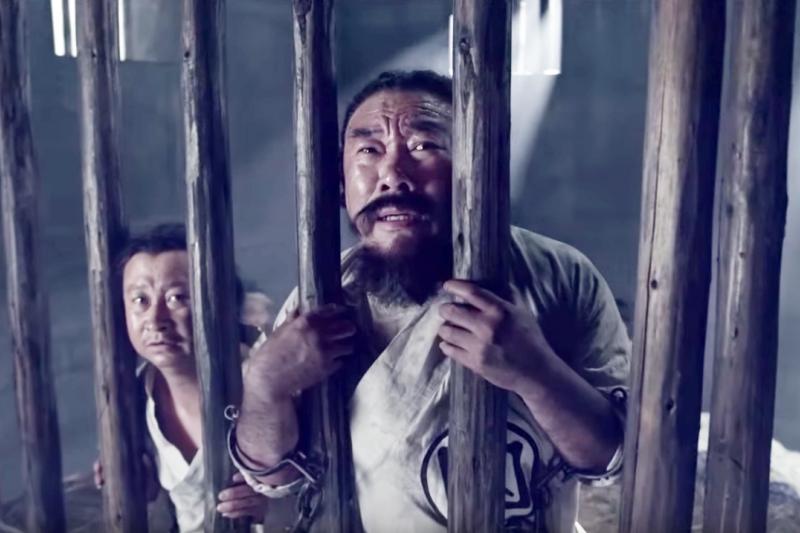 想要在秦國一展抱負的韓非,最後卻被陷害入獄。(圖/NewTV热播剧场 Hit Drama@youtube)