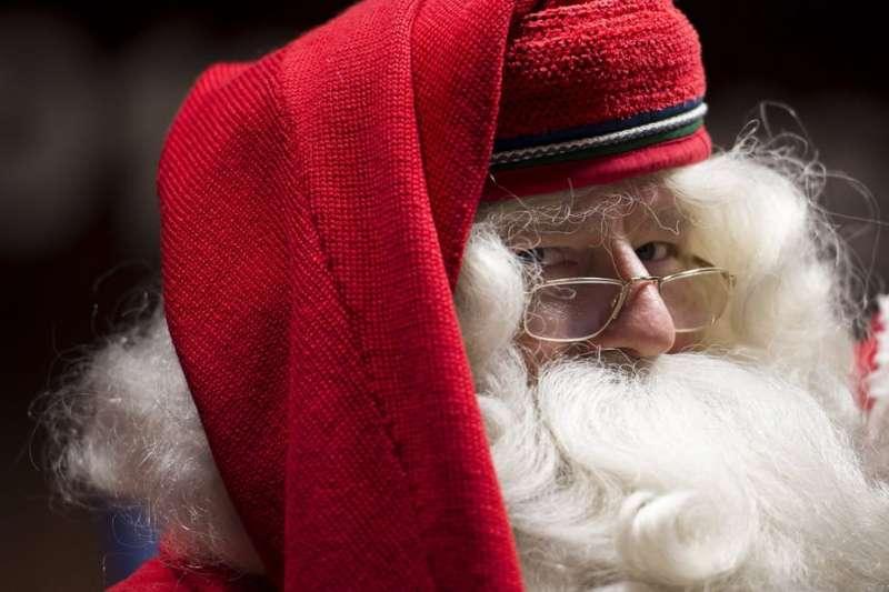 美國逾8成5歲孩童相信耶誕老人存在(AP)