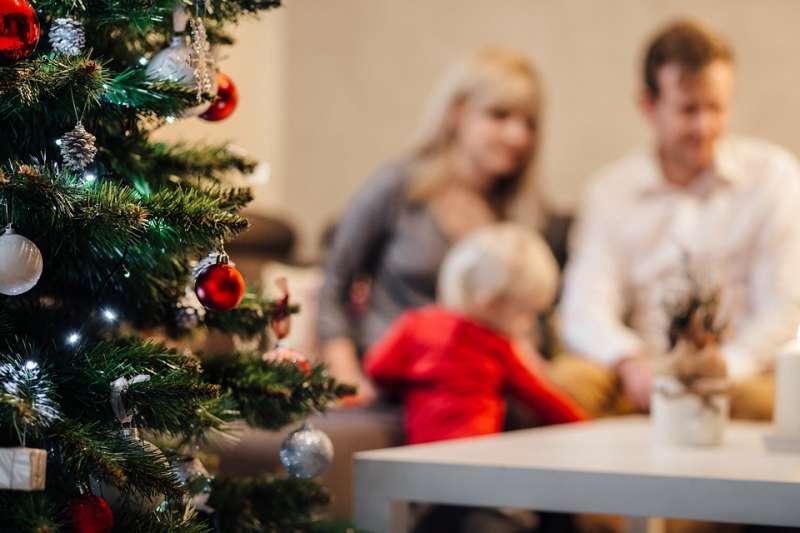 當圍著聖誕樹歡慶佳節、享受家人陪伴的溫暖時,你有沒有想過這些樹都是從哪裡來的呢?(圖/max pixel)