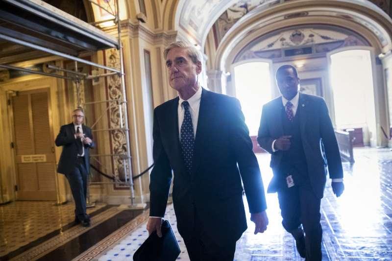 美國「通俄門」特別檢察官穆勒起訴十三位俄羅斯人。(AP)