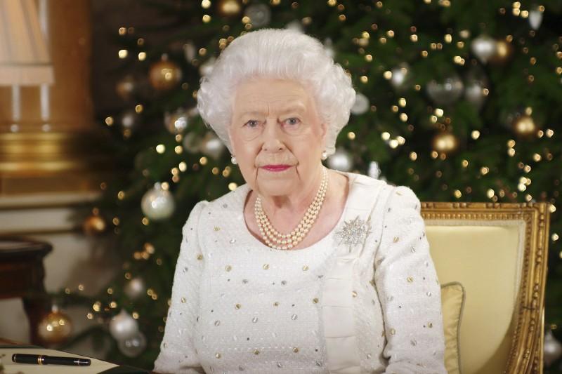現任英國女王伊莉莎白二世。(美聯社)