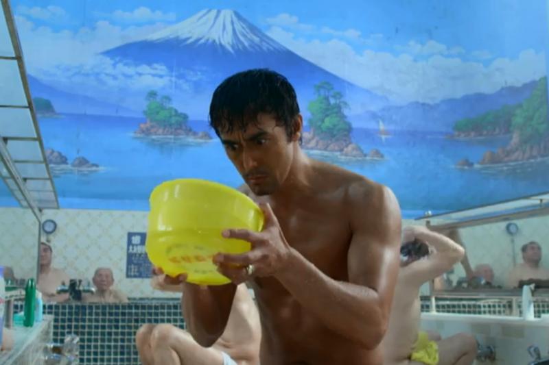 錢湯是一種日本特有的公共浴池,需支付一定費用後方可進入。(示意圖非本人/翻攝自youtube)