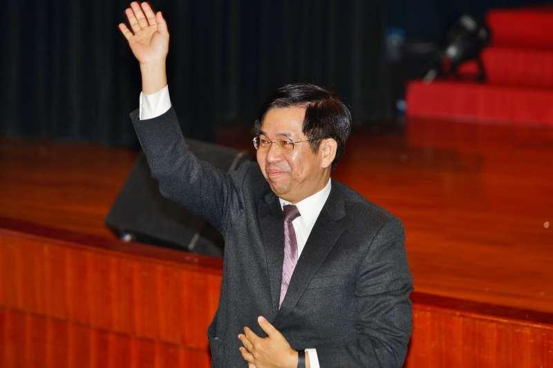 20171227-教育部長潘文忠。(盧逸峰攝)