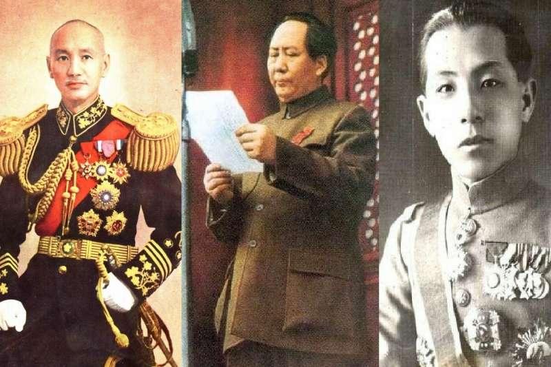 如果問你:蔣介石、毛澤東、張學良誰最厲害,你會選誰?他的答案讓你猜不到。(圖/維基百科)